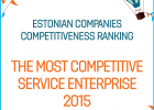 The Most Competitive Service Enterprise 2015