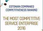 The Most Competitive Service Enterprise 2016